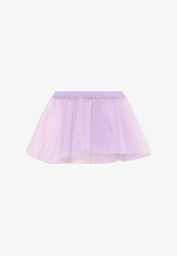BALLET PULL ON - Minisukně - lavender