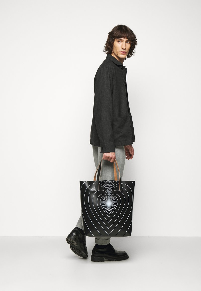 Marni - Shopping bag - black