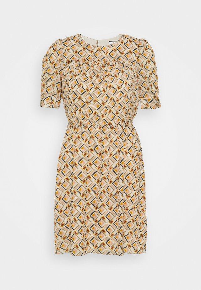 GEORGIA - Korte jurk - dune