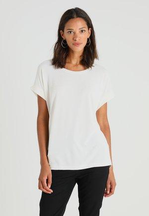 KAJSA - Basic T-shirt - spring gardenia wash