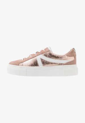 LACE-UP - Trainers - rose metallic