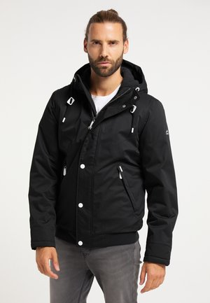Light jacket - schwarz