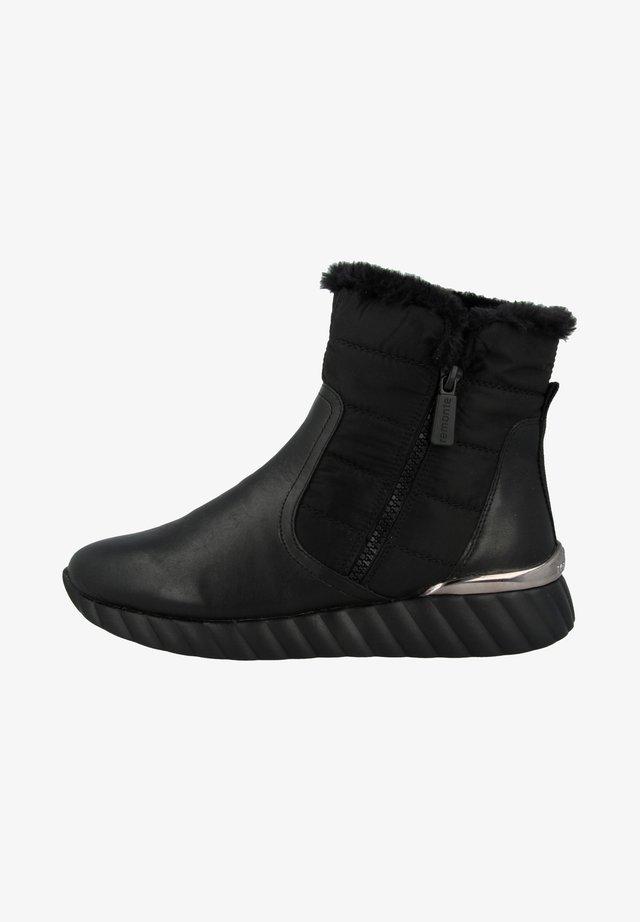 Ankle Boot - black-black-nero