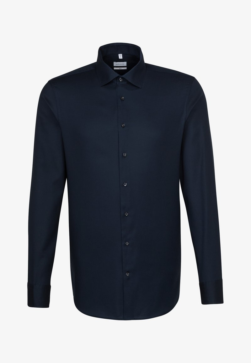 Seidensticker - Shirt - blue