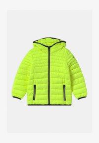CMP - BOY FIX HOOD UNISEX - Zimní bunda - yellow fluo - 0