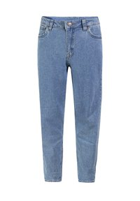 WE Fashion - Straight leg jeans - light blue - 0
