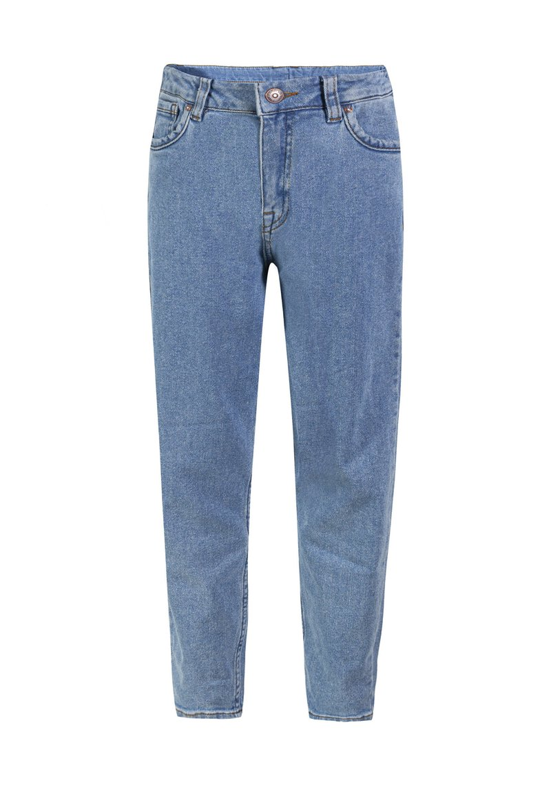 WE Fashion - Straight leg jeans - light blue