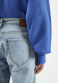 PULL&BEAR - Jeans straight leg - blue-grey - 3
