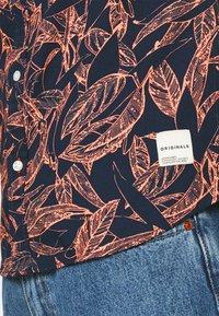 Jack & Jones - JORCHARLIE SHIRT - Shirt - navy blazer - 4