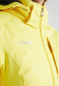 Phenix - MAIKO  - Ski jas - light yellow - 8