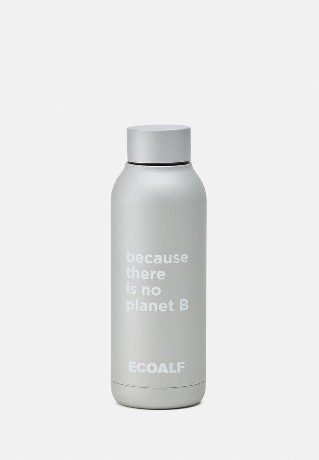 BRONSON BOTTLE - Drikkeflaske - silver-coloured