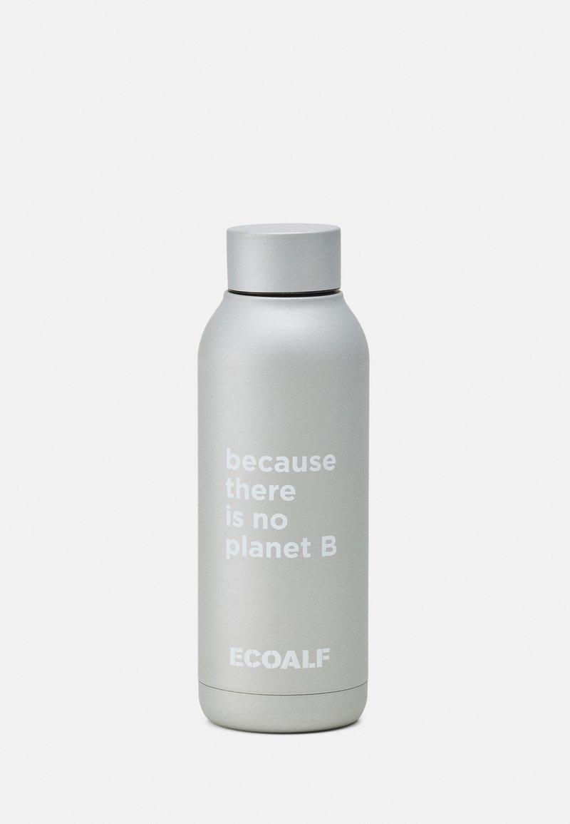 Ecoalf - BRONSON BOTTLE - Drikkeflasker - silver-coloured
