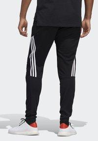 adidas Performance - TIERRO GOALKEEPER AEROREADY PANTS - Pantalon de survêtement - black - 1