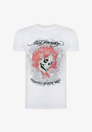 SPIRITS-REST T-SHIRT - Print T-shirt - white