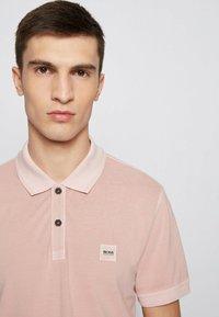 BOSS - PRIME - Polo shirt - light pink - 3