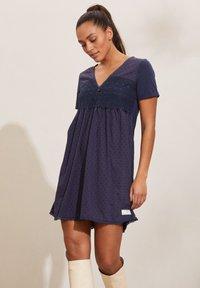 Odd Molly - FINEST - Day dress - dark blue - 2
