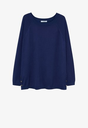 SNAP - Jumper - blau