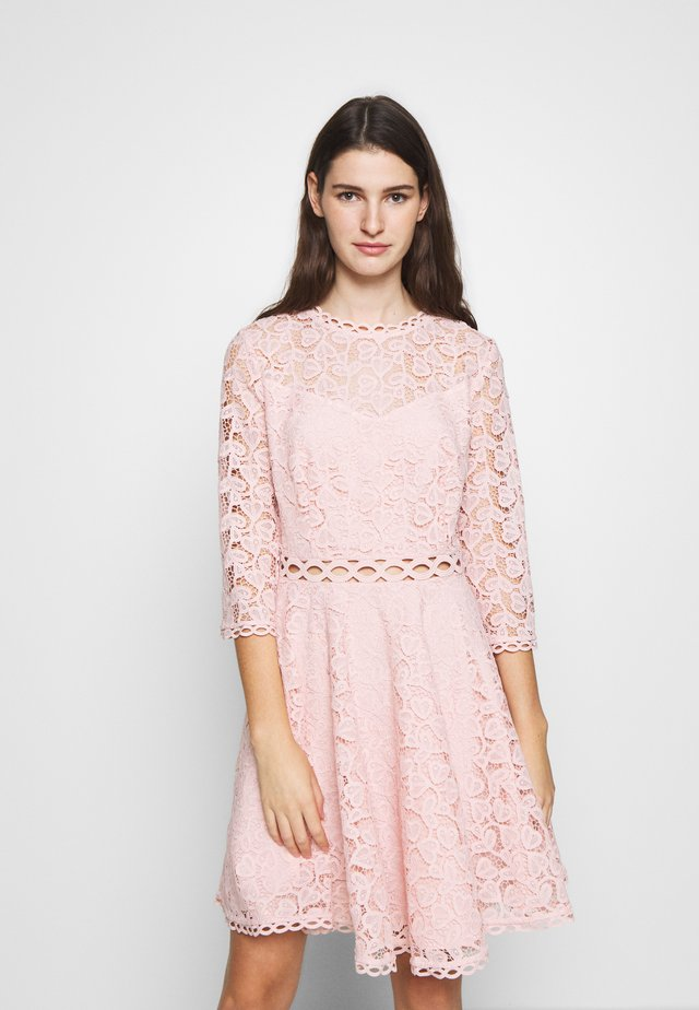 ROSIERE - Cocktail dress / Party dress - poudre