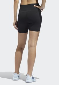 adidas Performance - BELIEVE THIS 2.0 SHORT TIGHTS - kurze Sporthose - black - 2