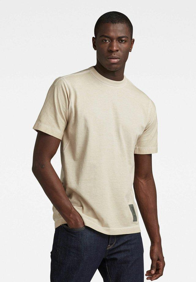 T-shirt basic - ecru gd