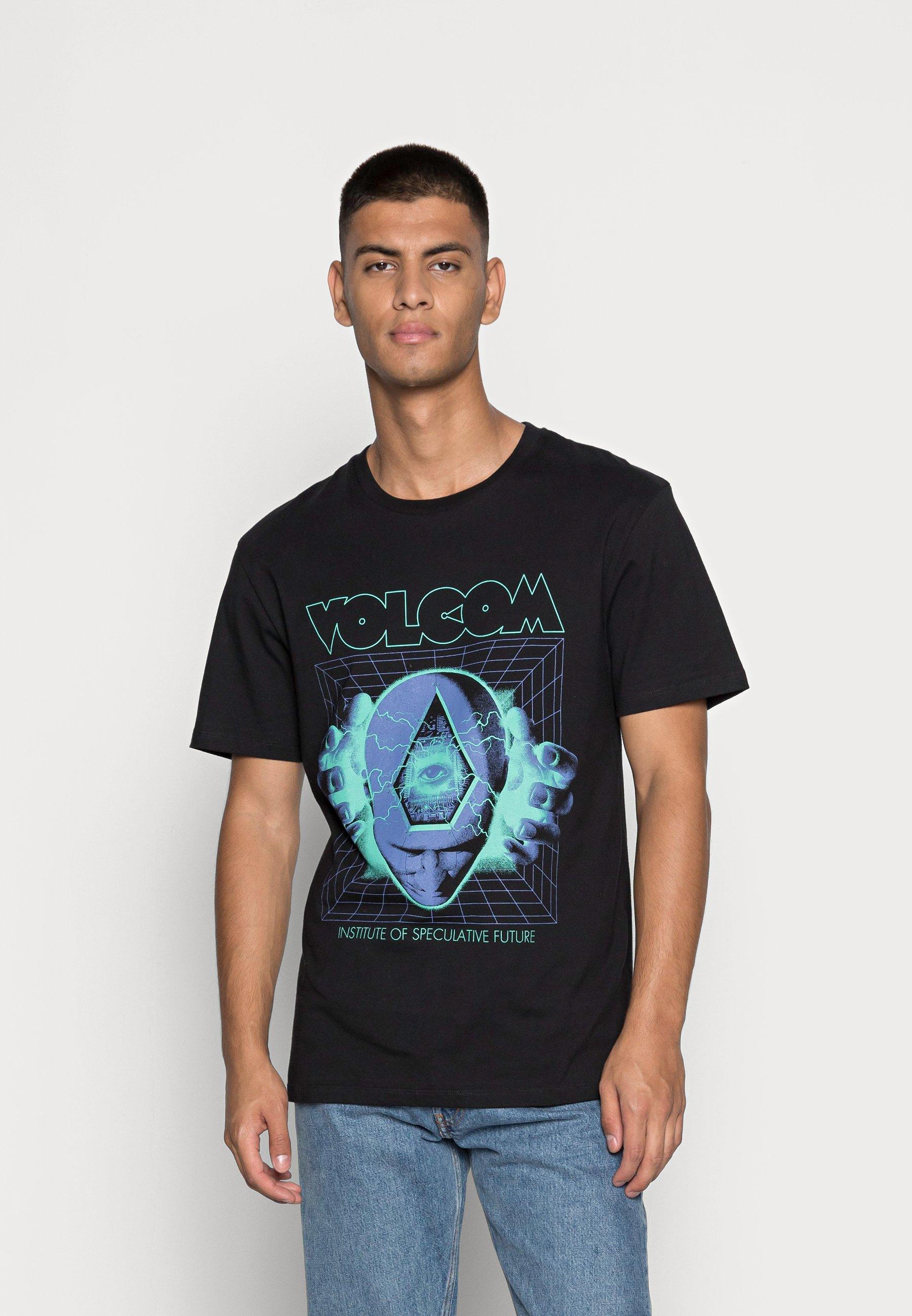 Homme MAX LOEFFLER - T-shirt imprimé