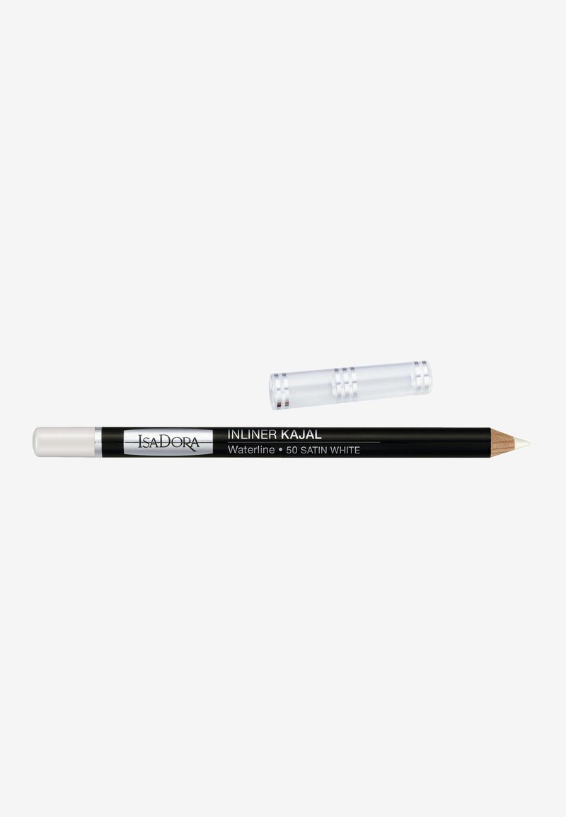 IsaDora - INLINER KAJAL WATERLINE - Eyeliner - satin white