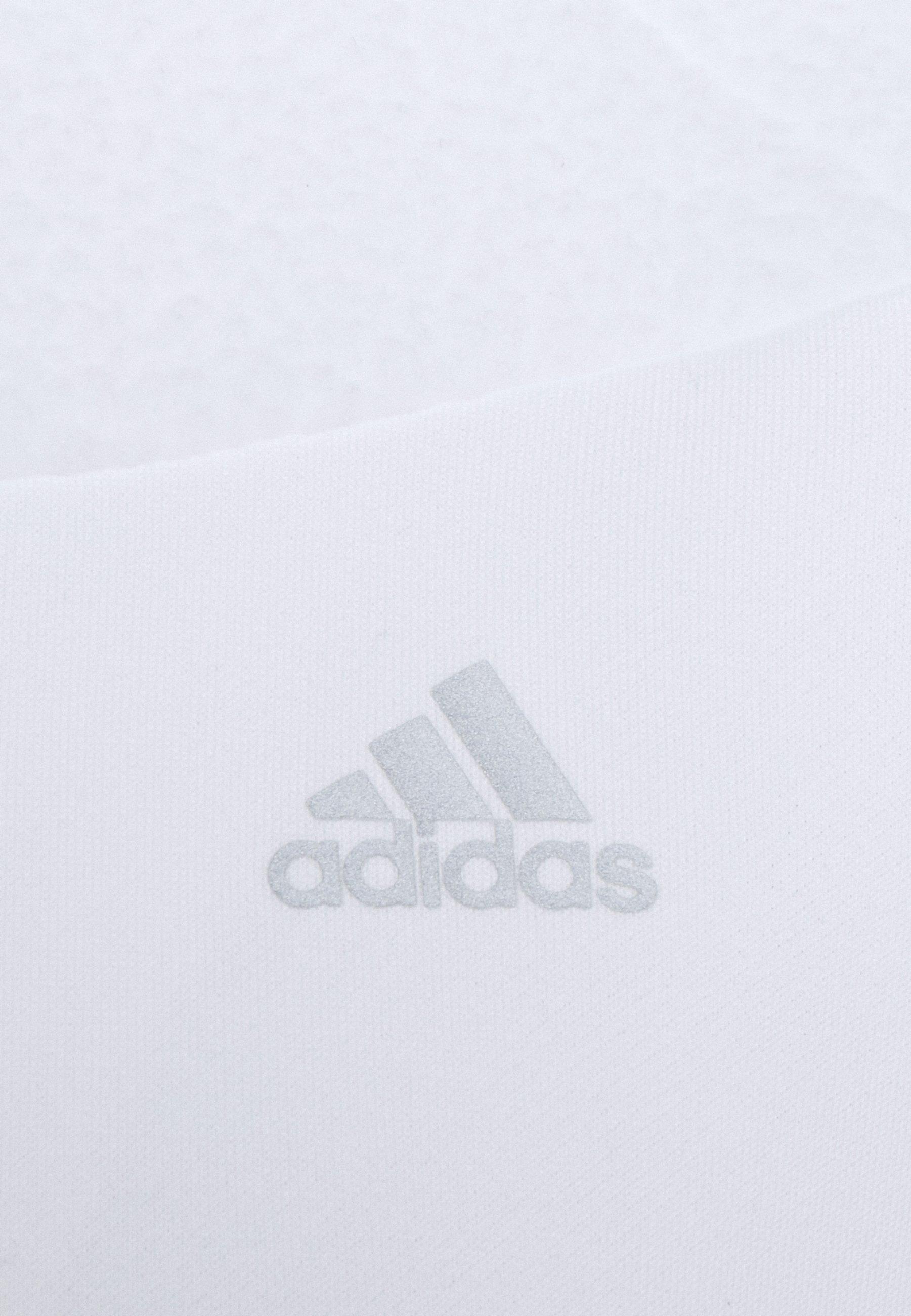 adidas Performance WARM - Sweatshirt - white bfdnb