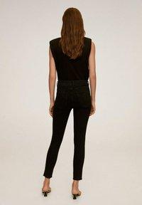 Mango - ISA - Jeans Skinny Fit - black - 2