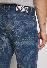 Diesel - VIDER SP4 - Jeans Tapered Fit - 0079d01 - 6