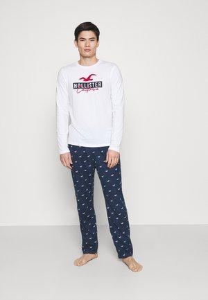 CLASSIC SET - Pyjama set - navy