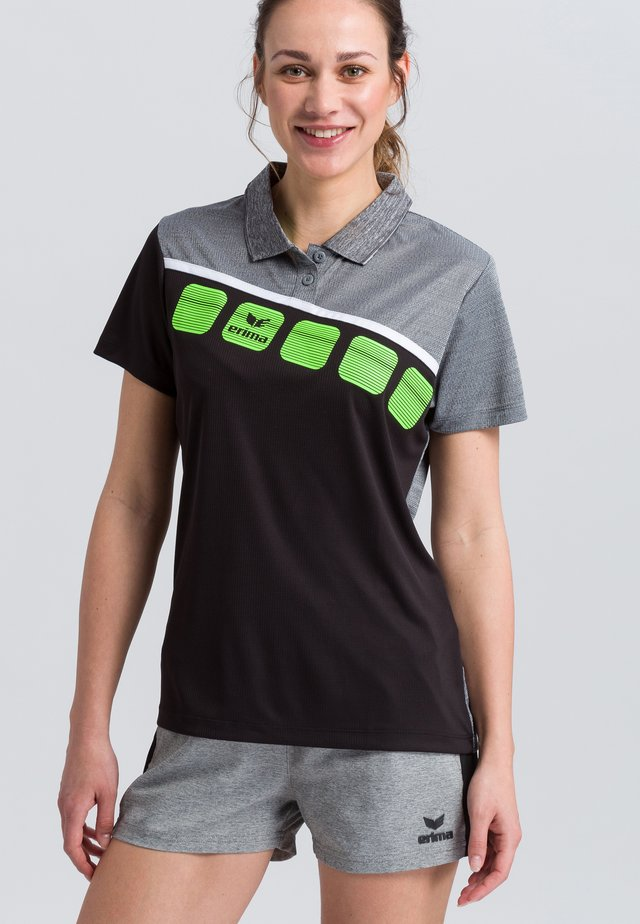 Sports shirt - black/gray