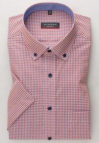 Eterna - MODERN FIT  - Shirt - pfirsich/weiss - 5