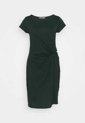 Robe en jersey - dark green