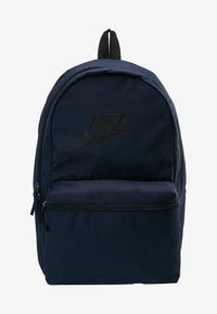 Nike Sportswear - HERITAGE - Rucksack - obsidian/black - 6