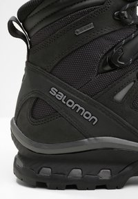 Salomon - QUEST 4D 3 GTX - Hiking shoes - phantom/black/quiet shade - 5