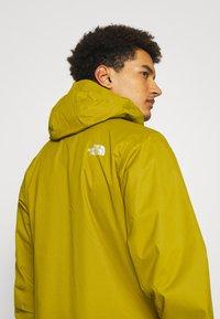 The North Face - MENS QUEST JACKET - Outdoor jacket - ochre/mottled black - 3
