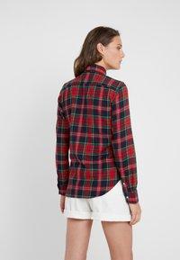 Polo Ralph Lauren - Camicia - red/navy - 2
