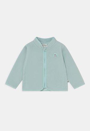 ZEBRA UNISEX - Fleece jacket - mint