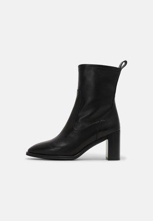 UNTIL - Kotníkové boty - black