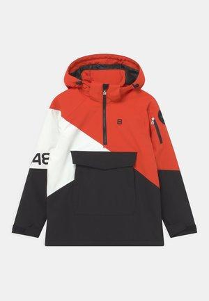 SCOOTER UNISEX - Ski jacket - red