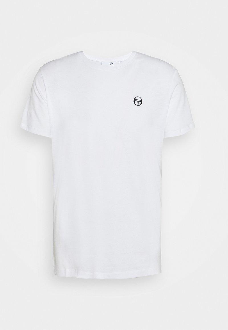 Sergio Tacchini - ALDO  - Jednoduché triko - blanc de blanc
