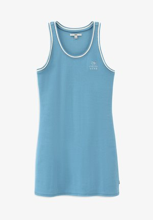 WM RETRO RETIREMENT TANK DRESS - Robe d'été - niagara