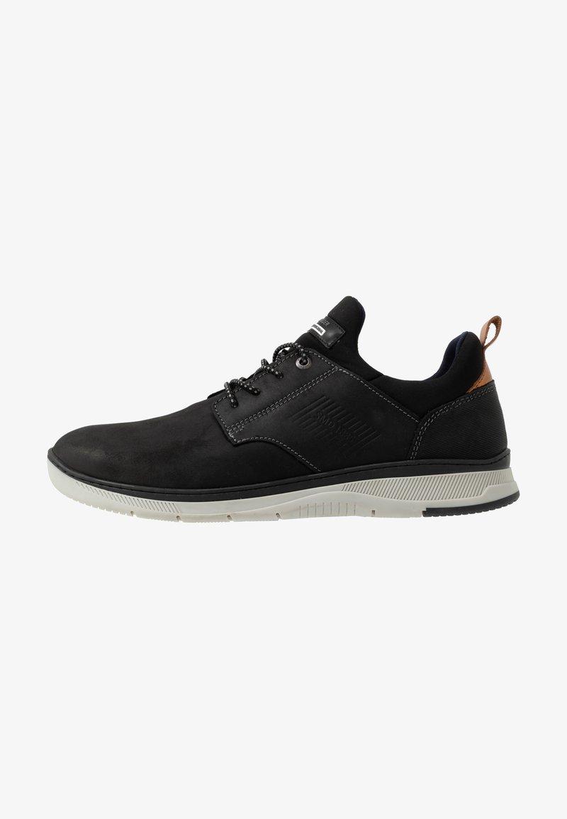 Salamander - PORTHOS - Sneakersy niskie - black