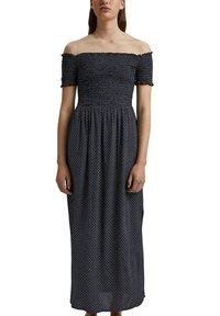 edc by Esprit - Maxi dress - navy - 0