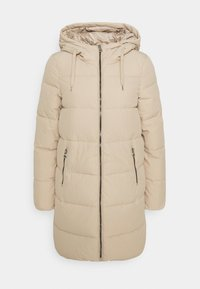 ONLDOLLY LONG PUFFER - Winter coat - humus