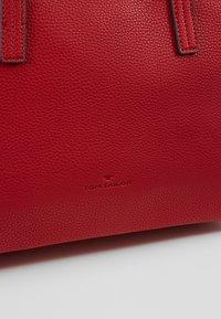 TOM TAILOR - MARLA - Handbag - red - 2