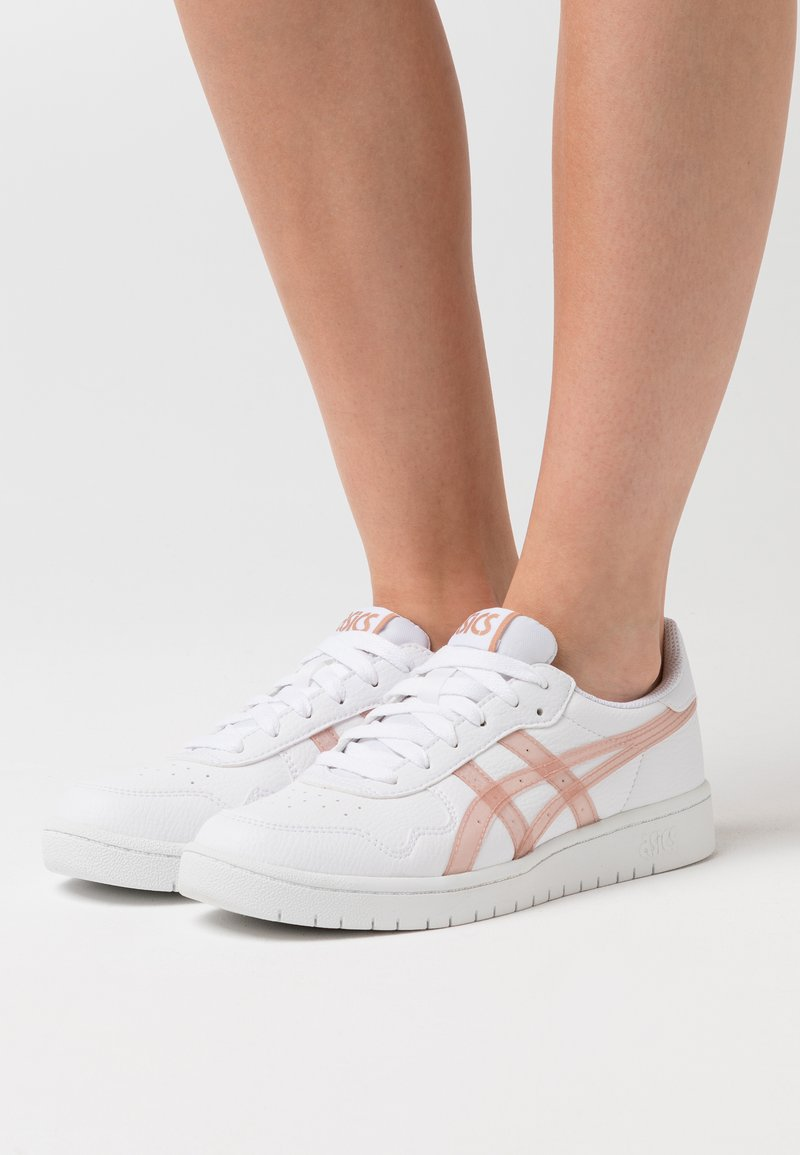 ASICS SportStyle - JAPAN  - Trainers - white/dusty steppe