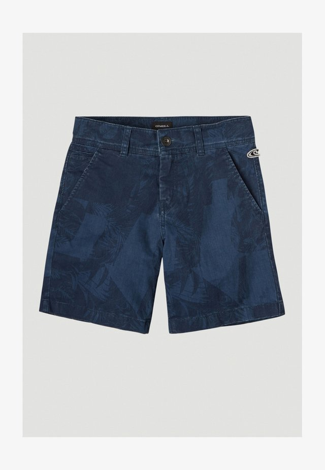 FRIDAY NIGHT  - Shorts - blue with blue