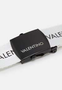 Valentino Bags - BELT - Pásek - bian/nero - 2