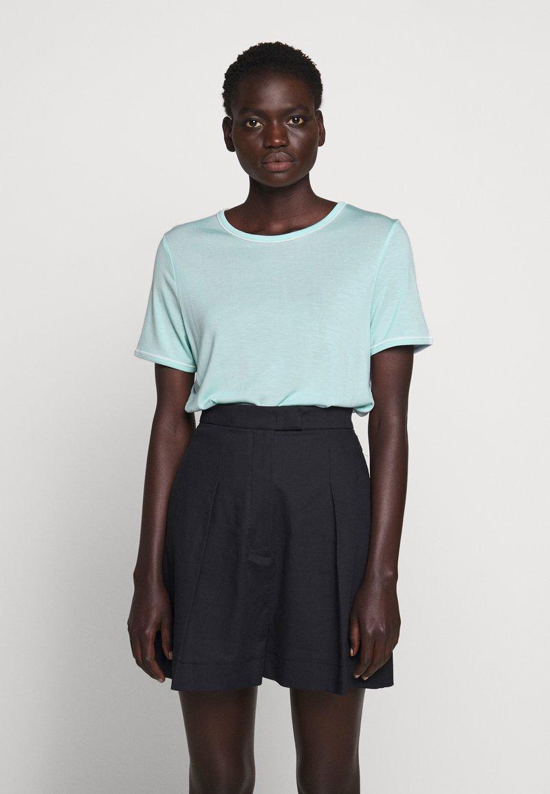 Bruuns Bazaar - KATKA ALICIA TEE - Basic T-shirt - dream blue